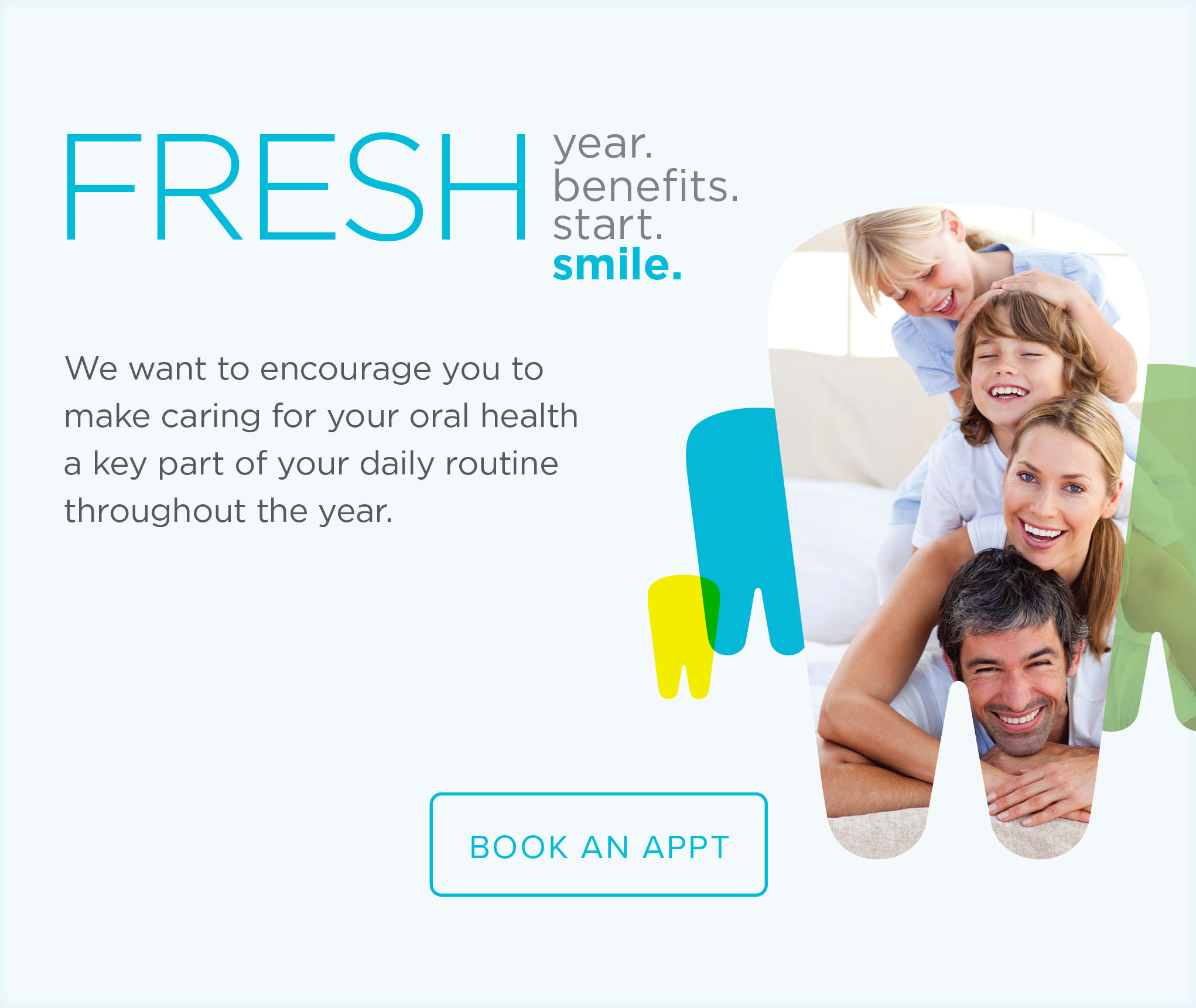 New Braunfels Modern Dentistry - Make the Most of Your Benefits